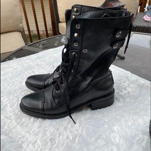 Sam Edelman Combat Boots